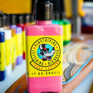 Tinta para pinstriping - rosa