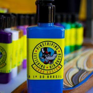 Tinta para pinstriping - azul